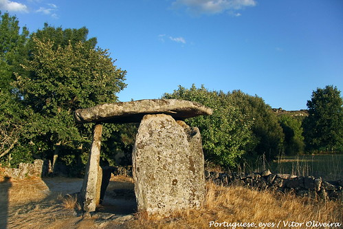 Anta de Pêro do Moço - Portugal
