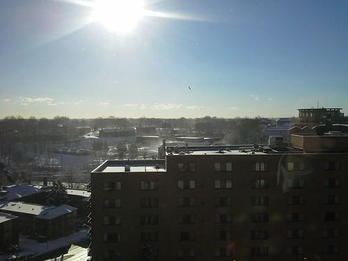 Arlington snow