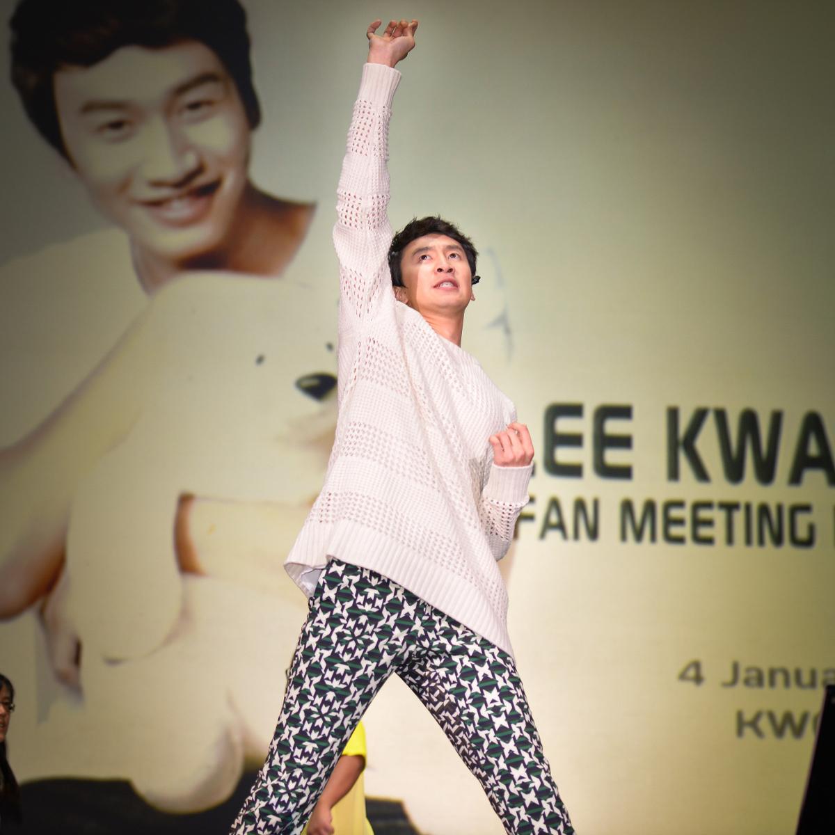 Lee Kwang Soo Fan Meeting in Malaysia - TianChad-5367