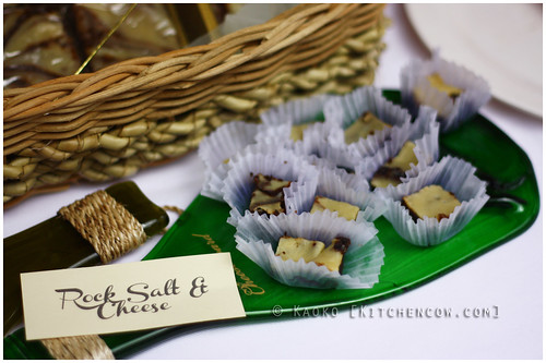 Alaska Crema - Hey Gourmet's Rock Salt & Cheese Bars