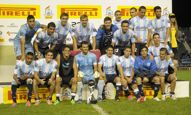 Racing Club 1-0 Newell's   Torneo de Verano 2014