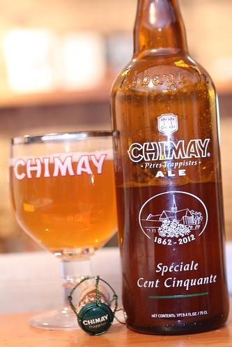 Chimay Speciale Cinq Cinquantes