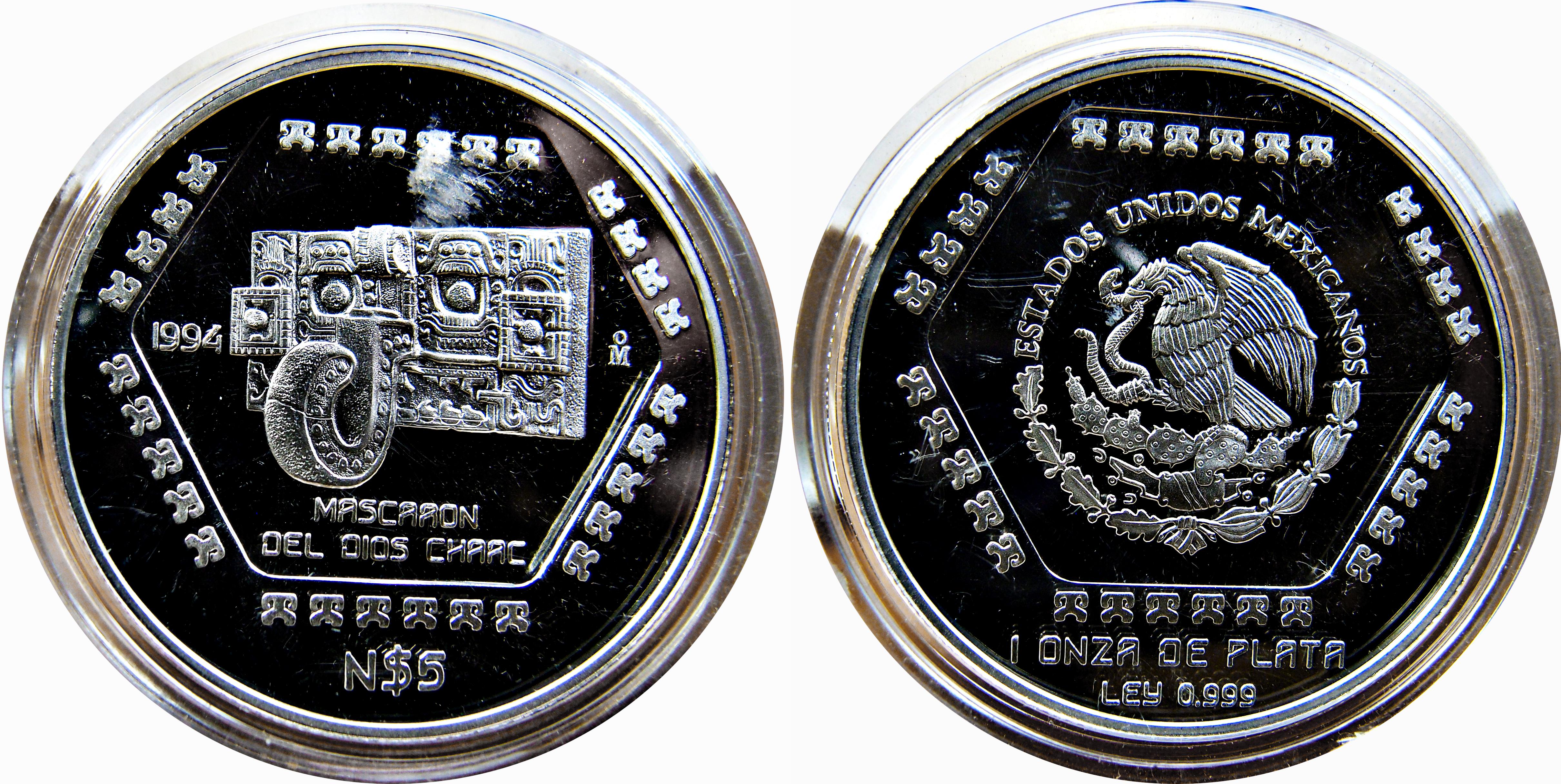 Colección Precolombina de onzas de plata del Banco de Mexico 12124385566_d354d02b17_o