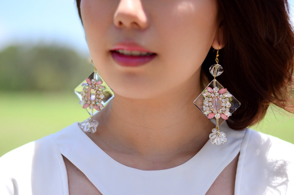 Rosalina earring by Pradit