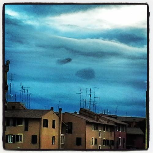 Roma: Nuvole di Storni