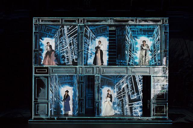 The Royal Opera in Don Giovanni © ROH / Bill Cooper 2014