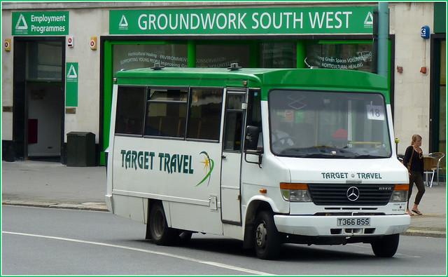 Target Travel T366BSS