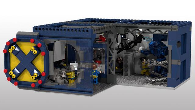 cerebro and observation deck