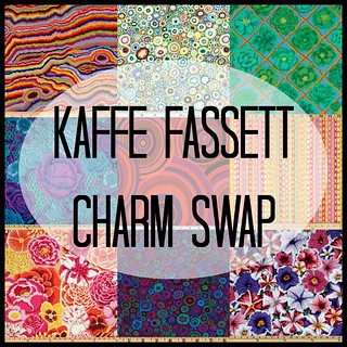 Kaffe Fassett Charm Swap- sign ups are open!