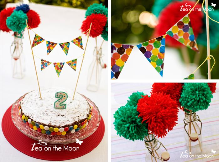 pastel-cumpleaños-facil-craft