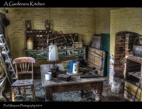 A Gardeners Kitchen