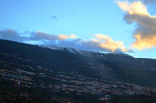 Snow on the Cumbre, Tenerife