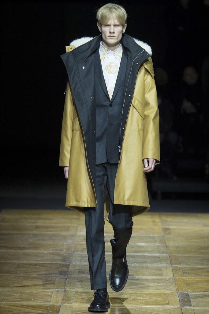 FW14 Paris Dior Homme038_Knut Roertveit(VOGUE)