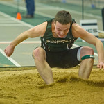 2014-02-40 -- Keck Invitational indoor track meet.