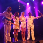TRIBUTE TO ABBA WITH ARRIVAL