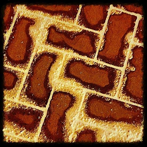 Bricks 'n' snow (duh)