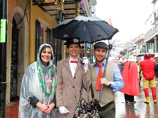 Mary, Mary Poppins, and Burt