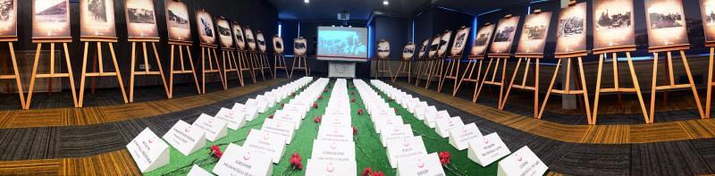 Çanakkale Ruhu Üsküdar Üniversitesi'nde