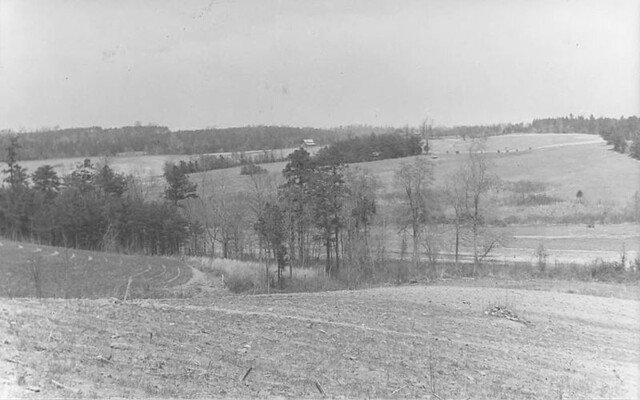 Battlefield at Sailor's Creek Battlefield in 1936