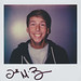 Jack McBrayer by Portroids Polaroid Portraits