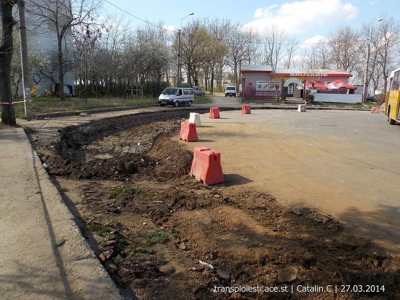 Traseul 102, etapa I: Bucla Nord ( Sp. Județean ) - Intersecție Republicii - Pagina 2 13506759234_bc4f9e70b1_c