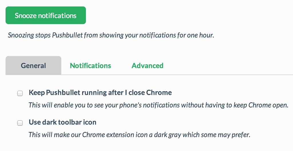 Chrome General