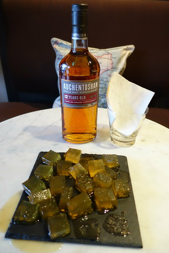 Auchentoshan 12 Years Old Whisky-infused Jelly