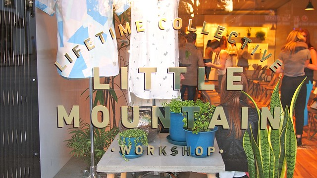 One of a Few + Lifetime Collective | Little Mountain Workshop @ Vancouver, BC