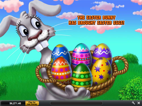 Easter surprise slots free spins easter eggs bonus gamble feature free easter surprise bonus game thecheapjerseys Images