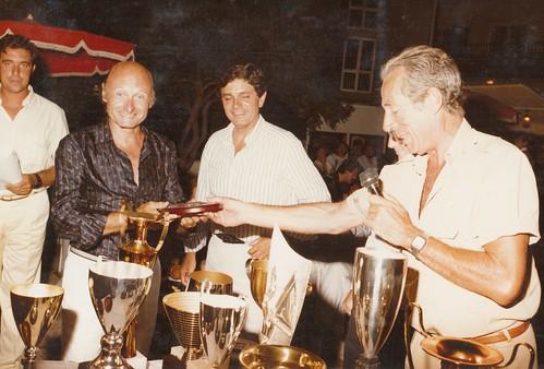 Campionat d'Espanya de patins a vela, 1985