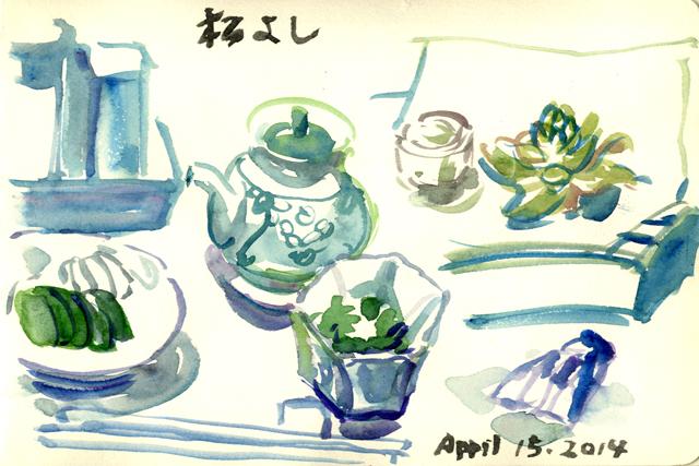 Tempra restaurant Matsuyoshi-3