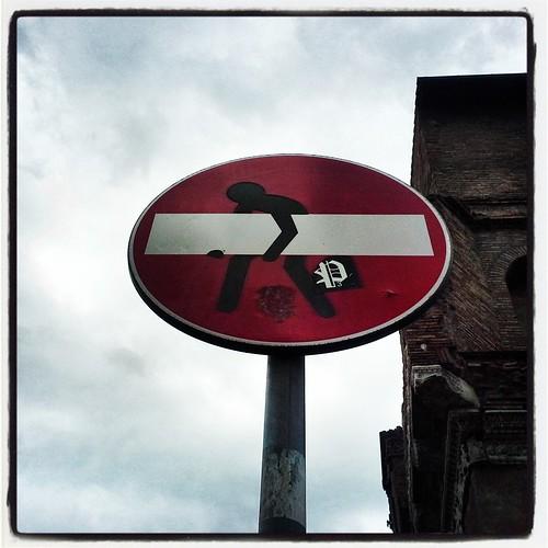 Roma: street art