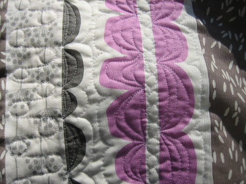Quilting Spring Stripes