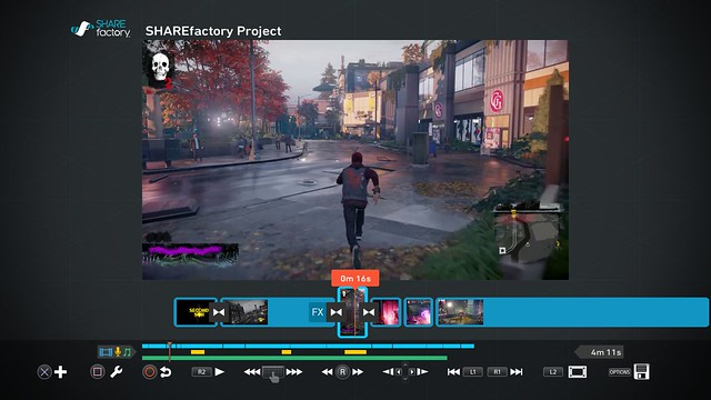PS4 Sharefactory Main_View