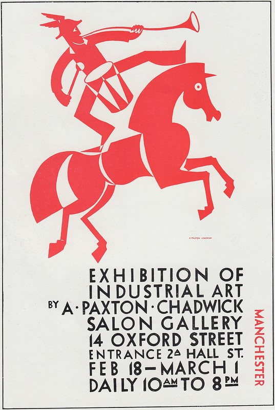 Exhibition of Industrial Art...(Manchester, 1930s)