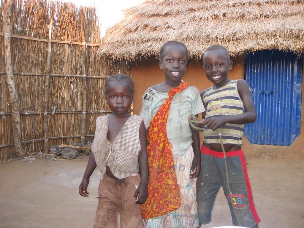 至少在巴西南部……—苏丹南部