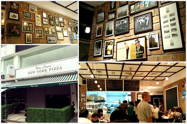 Mikey's Original New York Pizza, Bangsar