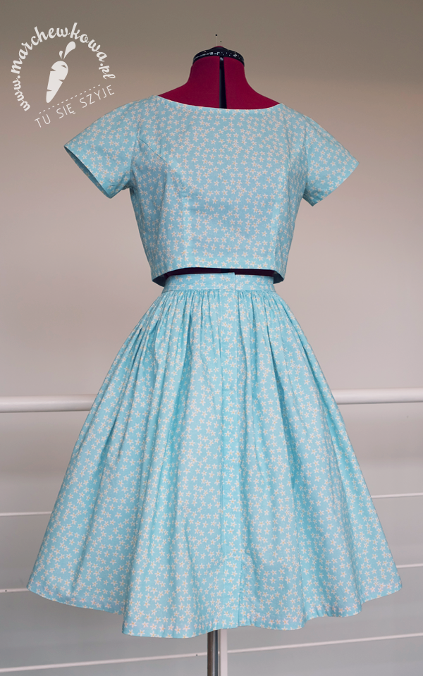 Front, Butterick 5605