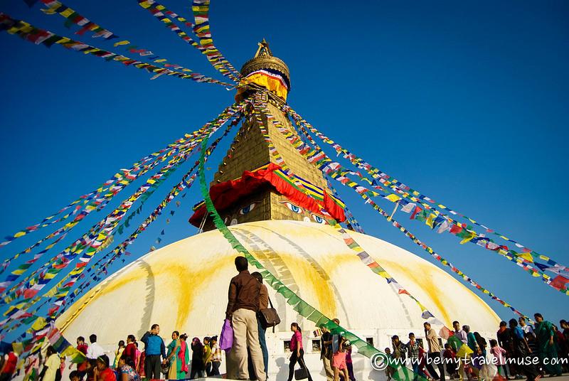 bouddha stupa nepal