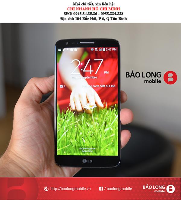 Các người bán đánh giá gì về các cửa hàng tại TP.HCM chuyên thay mới cảm ứng LG G2