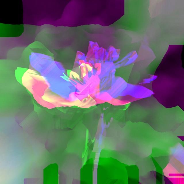 Glitche Flower Demo