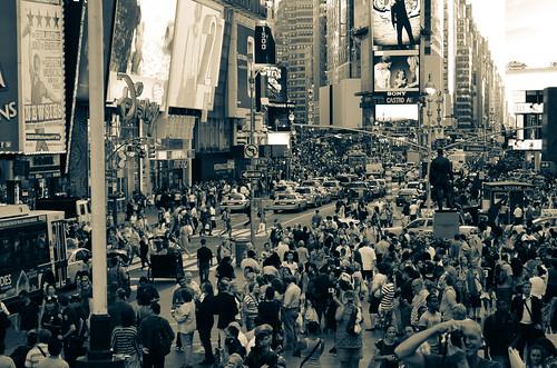 NY Times Square