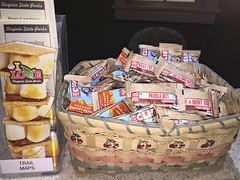 art, hamper, food, gift basket, basket,