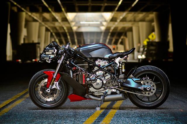Apogee Motorworks - Ducati 749 - Francesca