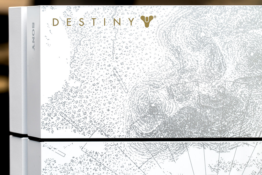 Limited Edition Destiny: The Taken King PS4