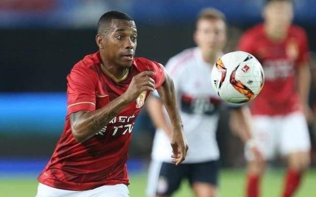 Robinho pede garantia ao Santos