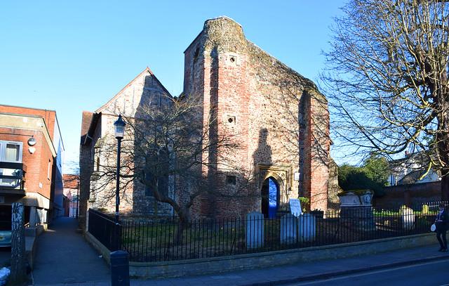 St Martin in the Dutch Quarter