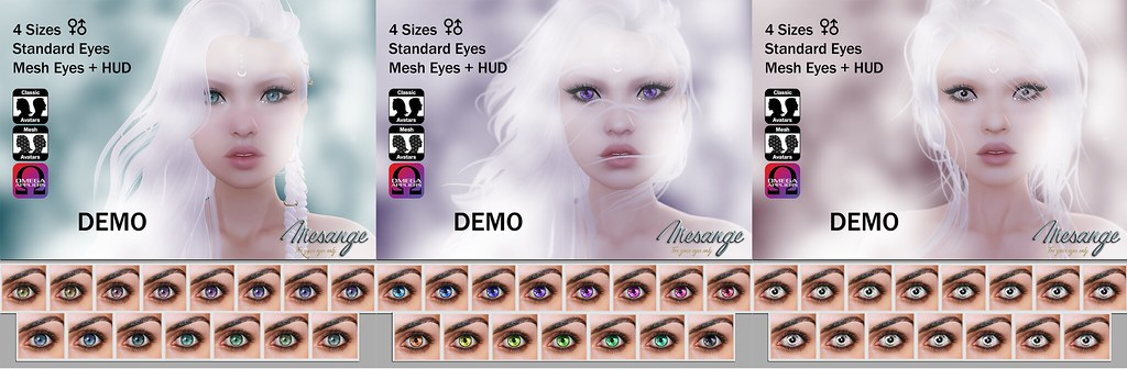 MESANGE - We <3 Roleplay Releases - SecondLifeHub.com