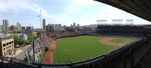 perfect day for a ballgame