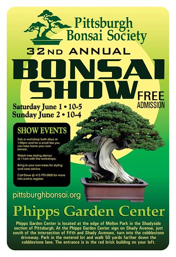 Pittsburgh Bonsai Show